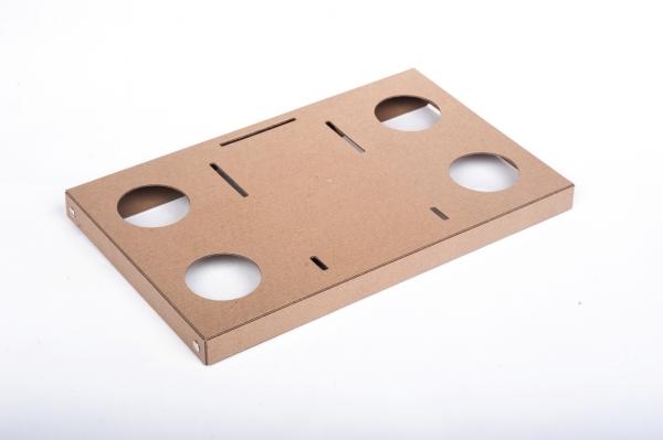 Becherhalter für Saftbox