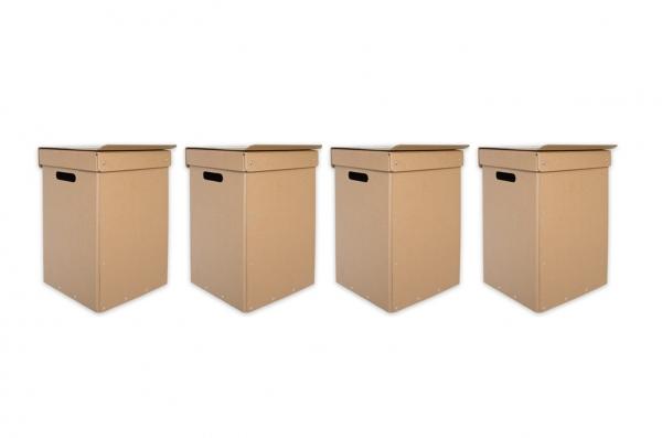 4er Set Mülltrennsystem Sacklhoida
