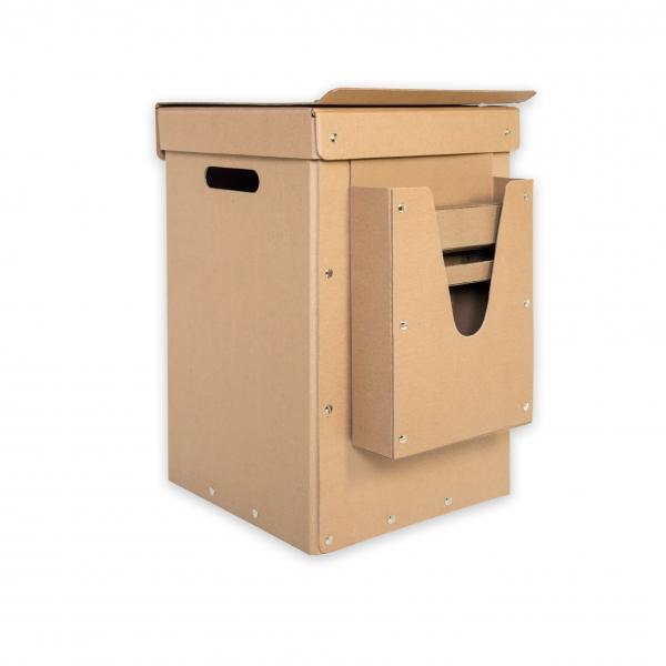 Schaufel für Mülltrennsystem